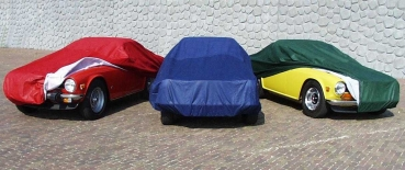 FirstClass Autohaube Sport Small 4,10m